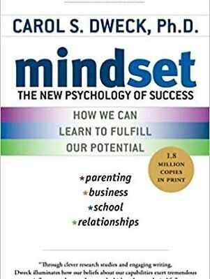 Mindset : The New Psychology of Success by Carol S.- Dweck--EB00K-PDF-NEW-75%Off