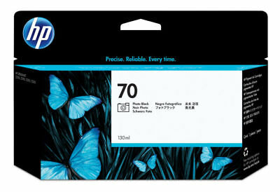 Genuine Photo Black HP 70 Ink Cartridge C9449A