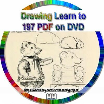 Drawing Learn to Design Library of Drawing Learn to Sketch 197 Pdf Book DVD
