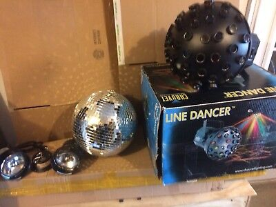 Chauvet Dj Lighting Equipment Bundle