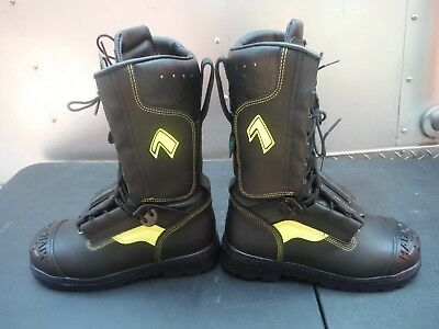 """nice""  Haix,  Fire  Flash  Xtreme,  Nfpa Quad-Certified Fire Fighter's  Boots."