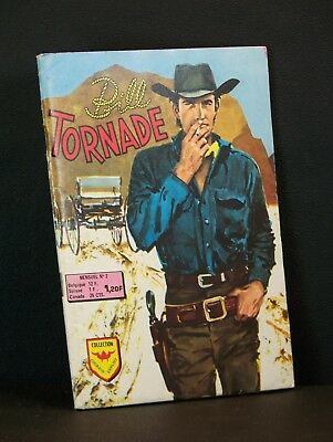 Album BD Bill Tornade n°2 1975 BE++