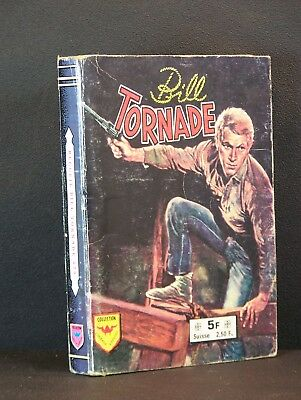 Album BD Bill Tornade n°578 (6 7 8 9 10) 1976 1977 BE++