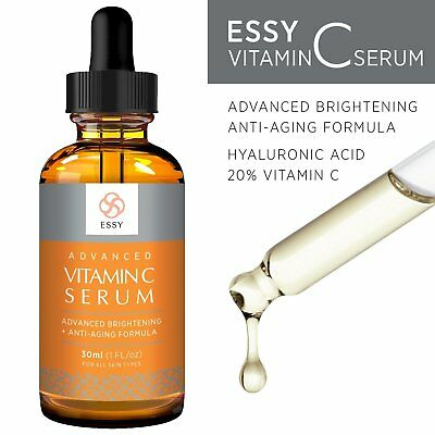 413646ba769 Advanced vitamin C serum with natural Antioxidant for fine lines and  wrinkles