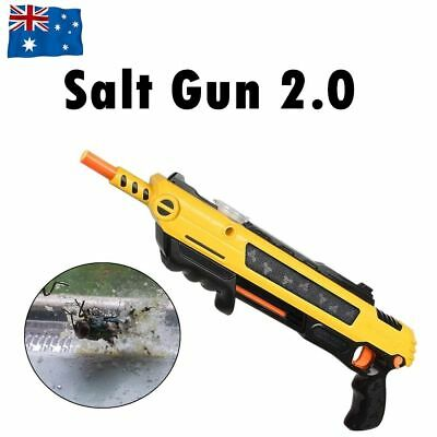 Salt Gun Insect Killer Shooter Buster For Fly Mosquito Mozzies Control Home AU