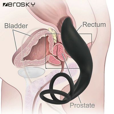 Prostate stimulation for beginners