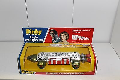 Macchinina DINKY TOYS 359 Eagle Transporter Gerry Anderson Space 1999 OVP