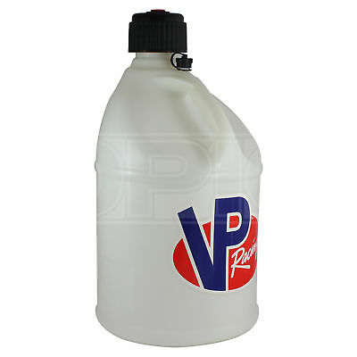 VP Racing Round 20L Fuel Churn / Container / Jerry Can - White