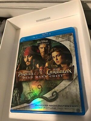 Pirates of the Caribbean: Dead Mans Chest (Blu-ray Disc, 2007) Pirates of the Ca