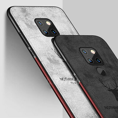 Slim Shockproof TPU Hybrid Case Cover for Huawei Mate 20 Pro/Y9 2018/P20 Lite/8X