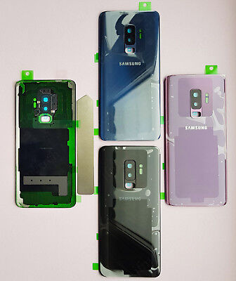 Genuine Samsung Galaxy S9 Plus G965F Back Rear Replacement Glass Battery Cover
