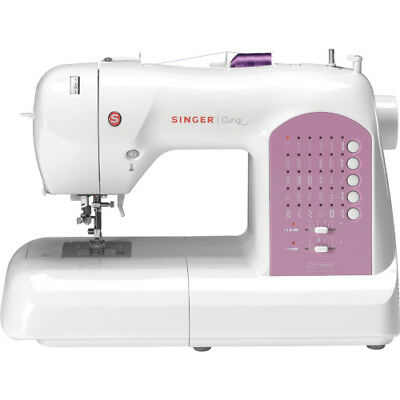 NEW Singer Sewing Co 8763 Curvy Electric Machine