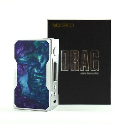 Original 157W VOOPOO DRAG TC Box MOD with Max 157W No Battery