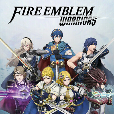 Nintendo Switch Fire Emblem Warriors Game