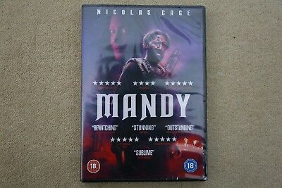 Mandy    Brand New Sealed Genuine Uk  Dvd