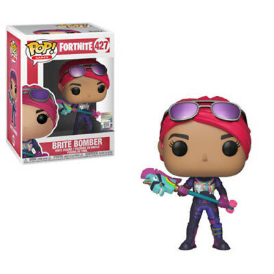 Fortnite - Brite Bomber - Funko Pop! Games: (2018, Toy NUEVO)