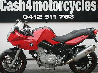 Bmw F 800 S 2007 Model With Lots Of Extras Great Value @ $5990