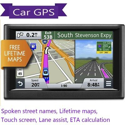 """Smart 50 LMTHD 5"""" GPS w/ Lifetime Maps & Traffic (NUVI UPGRADE) Touch Screen TO"""