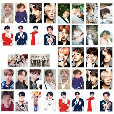 KPOP BTS Bangtan Boys Love Yourself Album Self Made Lomo Cards JIMIN 30pcs/1set