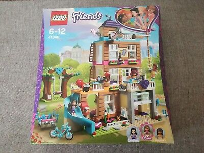 LEGO Friends 41340 - La Casa Dell'amicizia NUOVO