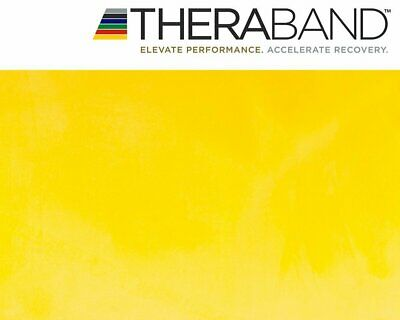 Thera-Band® Übungsband Gelb 1m Theraband Teraband