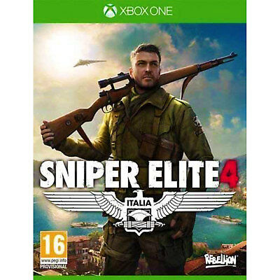 Sniper Elite 4 (Xbox One) Game | Brand New & Sealed | + Fast & Free Delivery !