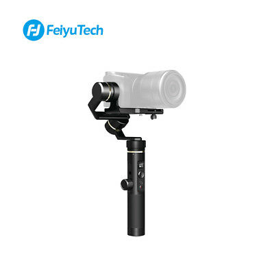 FeiyuTech G6 Plus 3-Axis Stabilized Handheld Gimbal+ APP BT Dual Connection U1T1