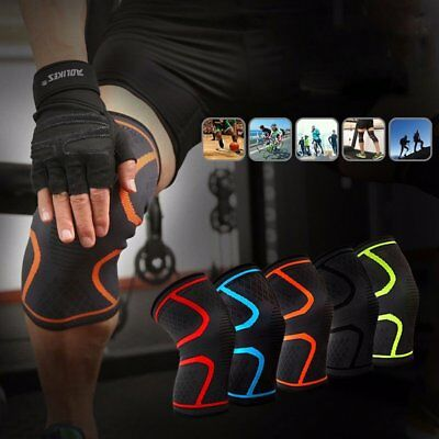 Professional Heavy Duty Work Knee Pads Adjustable Safe Gel Cushion 4@