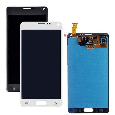 LCD Screen Display Touch Digitizer Assembly For Samsung Galaxy Note 4 N910 N910A