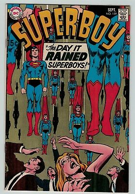 Superboy 159 Fine FN solid copy 1969 DC Silver Age Neal Adams cover