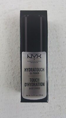 NYX Professional Makeup Hydra Touch Oil Primer, 0.67 Fluid Ounce