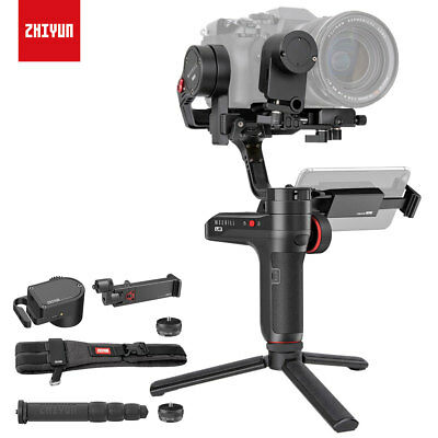 Zhiyun WEEBILL LAB 3-Axis Camers Gimbal Stabilizer for Cameras(Creator Package)