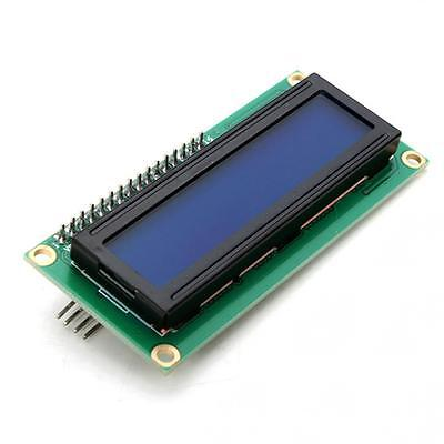 New Blue IIC I2C TWI 1602 16x2 Serial LCD Module Display for Arduino LY