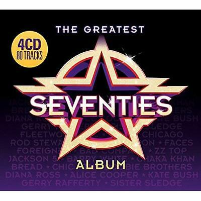 The Greatest Seventies Album Various Artists Audio CD