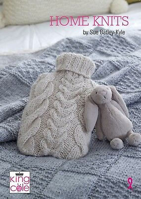Home Knits  book by Sarah Bately-Kyle book 1 New from King Cole