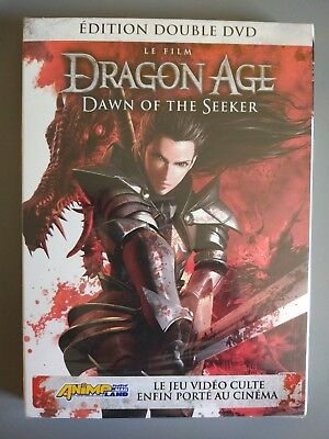 Dragon Age Dawn of the seeker film édition double dvd neuf sous blister