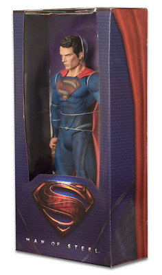 DC Neca Superman Man Of Steel 1:4 Scale Action Figure
