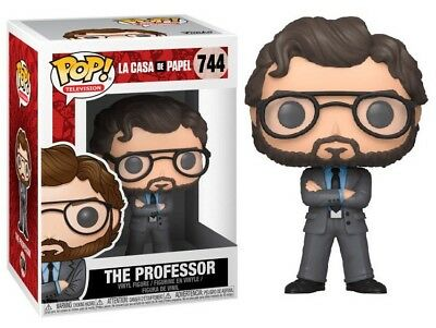 La Casa de Papel (Money Heist) - Pop! - The Professor - Funko