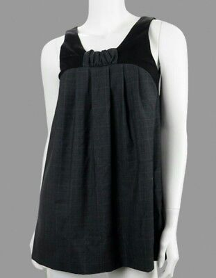 How I Met Your Mother Cobie Smulders Screen Worn Black Sleeveless Shirt LOA