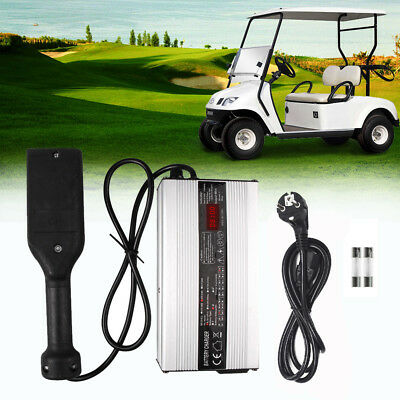 "36V 5V D"" Style Golf Cart Battery Charger Waterproof Bag Winding Set For EZ-GO"