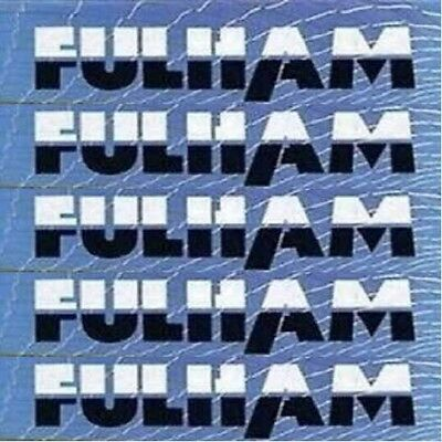 Programme Fulham Football Club Craven Cottage Home Game Programmes - Various