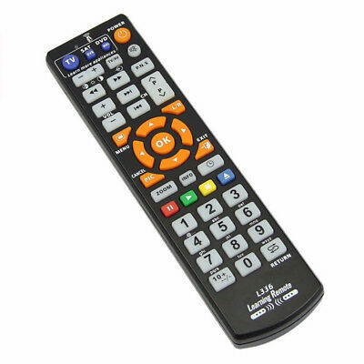 Smart Remote Control Controller Universal With Learn Function For TV CBL SAT