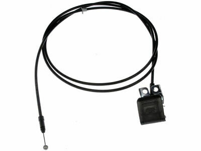 For 1997 2001 Jeep Cherokee Hood Release Cable Dorman 84797nq 1999