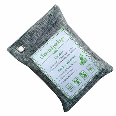 1 Pc Air Purifying Bag Oda Absorber Eco-friendly Activated Charcoal Bag for Home