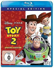 Toy Story 2 [Blu-ray] [Special Edition] by Lasseter, J... | DVD | condition good