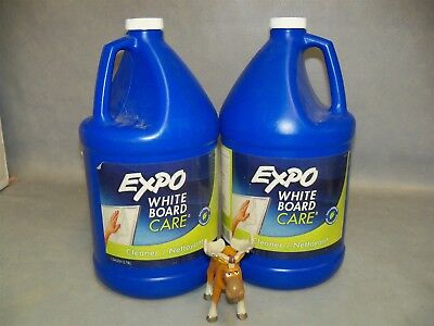 Expo White Board Care Non-Toxic Cleaner Gallon Refill