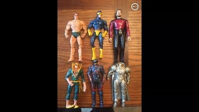 Marvel Legends /DC Figures And Custom Fodder 6 inch Star Trek