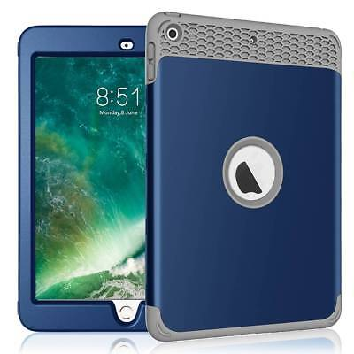 "Armor Hard Shockproof Silicone Case Cover for Apple iPad 9.7"" 5th 6th Generation"