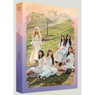 GFRIEND [TIME FOR US] 2nd Album DAYBREAK CD+POSTER+Photo Book+Card K-POP SEALED