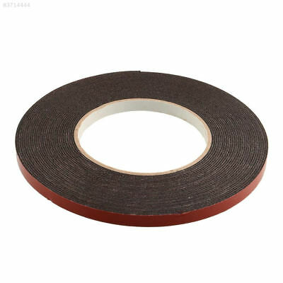 7056 New Double Sided Car Auto Number Plates Foam Sticky Tape 6mmx10m Heavy Duty